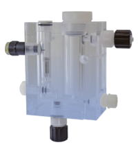 Flow Cells for Amperometric Sensors, pH and ORP