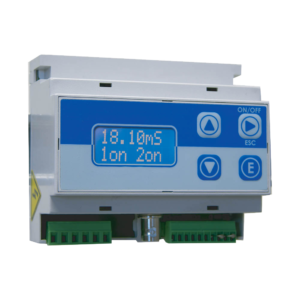 EMEC DIN Rail Mount Conductivity Controller