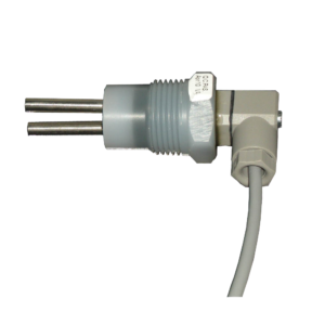EMEC Model: ECDI PVDF Conductivity Probe with Stainless Steel Electrodes