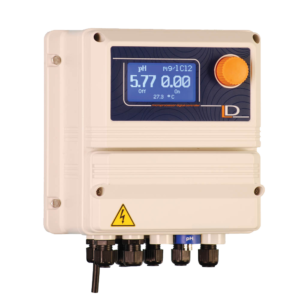 EMEC Dual Channel pH and Chlorine Controller (Closed Amperometric Cells)