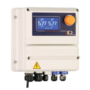 EMEC Model LDPHPH-MA Dual Channel pH Controller