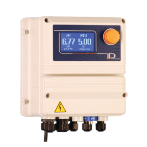 EMEC Model LDPHTORBH-MA Dual Channel pH & Turbidity Controller