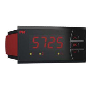 PR Electronics Model PR-5725 Frequency Panel Meter Display