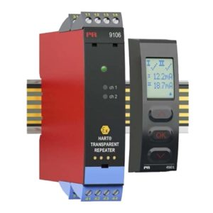PR Electronics Model PR-9106B mA HART Intrinscially Safe Transmitter