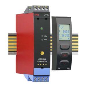 PR Electronics Model PR-9116B Universal Intrinscially Safe Transmitter
