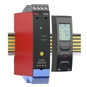 PR Electronics Model PR-9202B Pulse Input Intrinscially Safe Transmitter