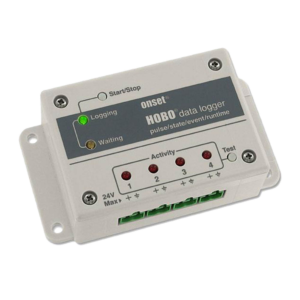 HOBO UX120-017 Four Channel Pulse Input Data Logger