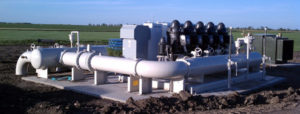 Agriculture - Pump Station