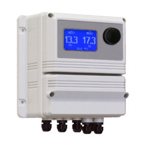 EMEC Model LDCDCD-MA Dual Channel Conductivity Controller
