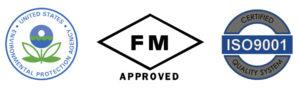 EPA FM ISO Logos