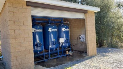 Drinking Water Disinfection