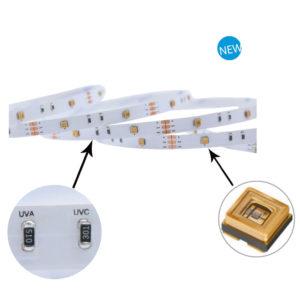 RTC-LEDUV-3535-18M12C Sterilization Tape Light
